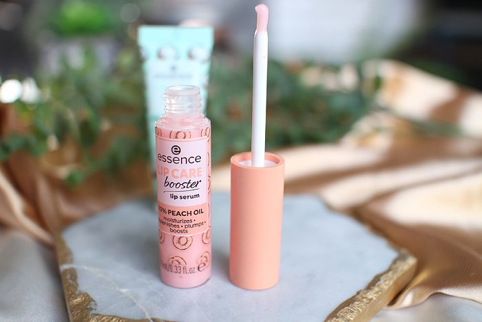 essence lip care booster