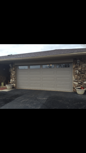 Wooden Garage doors, Milwaukee, Greenfield, Racine,