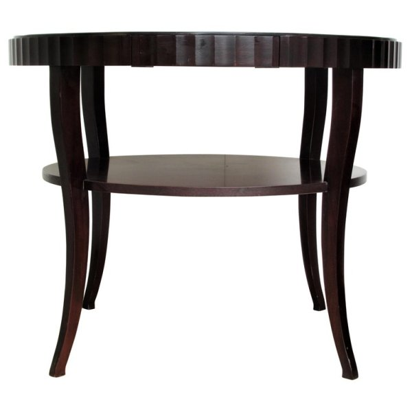 Art Deco Style Center Table by Barbara Barry for Baker Furniture
