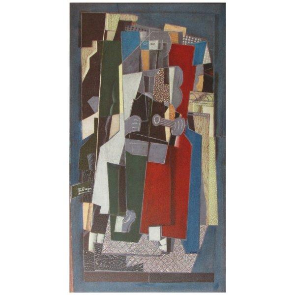 Braque - 20 Color Plates - Limited Edition - 1962