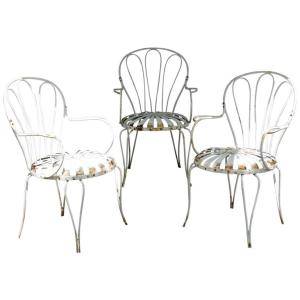 Spring Seat Chairs Francoise Carre