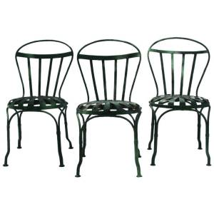 Francoise Carre' Side Chairs