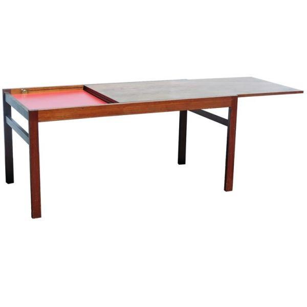 Danish Modern Expanding Coffee Table