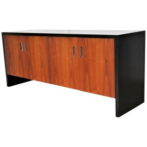 Robert Baron - Glenn of California Rosewood & Ebonized Credenza
