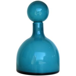 Scandinavian Modernist Decanter Bottle