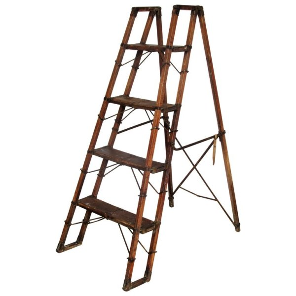 American Architectonic Metamorphic Ladder circa 1930
