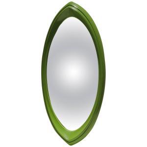 1970's Pop Art Resin Mirror in the style of Verner Panton