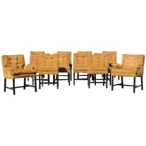 Harvey Probber Dining Chairs