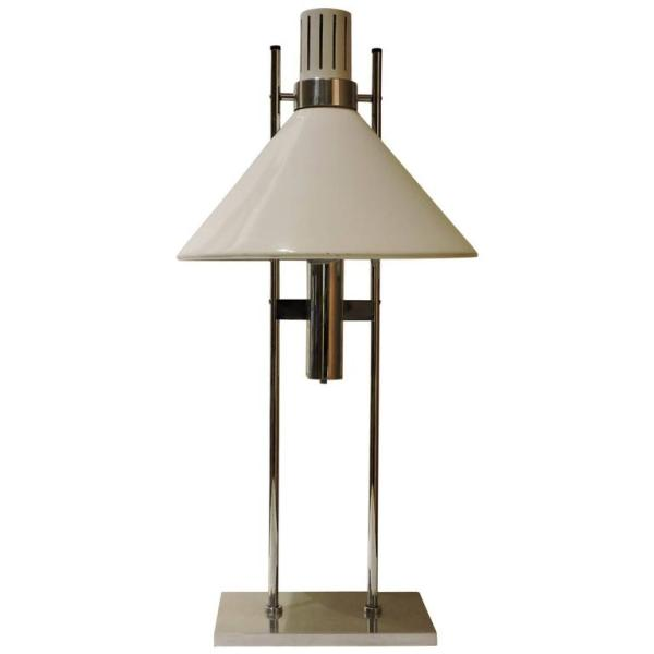 Sonneman Table Lamp Postmodern Architectural