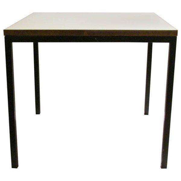 Iron & Laminate Table Stendig
