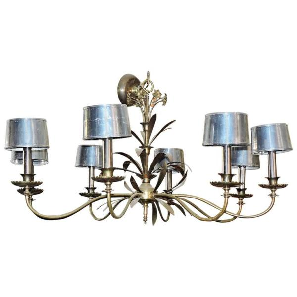 Paavo Tynell style Chandelier