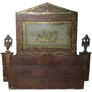18th Century Venetian Headboard