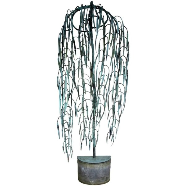 Weeping Willow Tree Garden Fountain