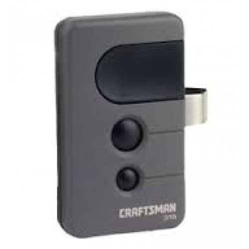 Sears Craftsman Garage Door Remote