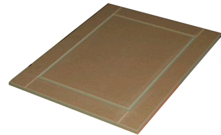 mdf kitchen cabinet doors aid refrigerators and panels ideal for painting tips