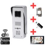wifi deurbel met camera draadloos doorsafe 6655