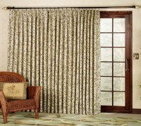 Choosing Right Drapes for Sliding Glass Doors | Home Doors ...