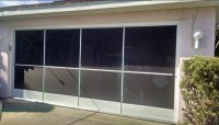 Garage Door Screen Kits Designs and Styles | Home Doors ...