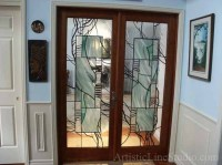 Decorative Glass Interior Doors Types And Styles For Your