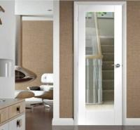 Painting Glazed Interior Doors with Simple DIY Method