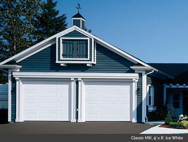 Acadia 138 Garaga Garage Door  Doorsmith Proud Supplier