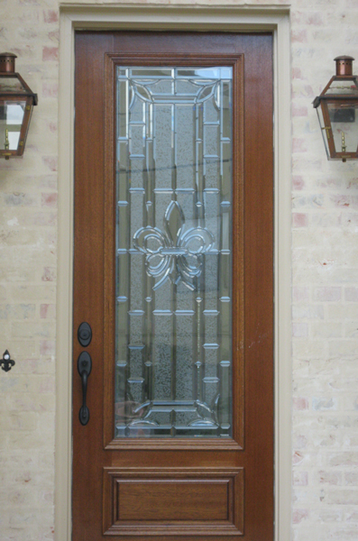 Fleur de Lis Door Collection by Doors of Elegance Mandeville Metairie  New Orleans