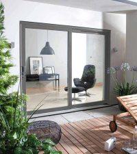 Fenton Patio Door - LH & RH Sliding, Softwood Patio Doors