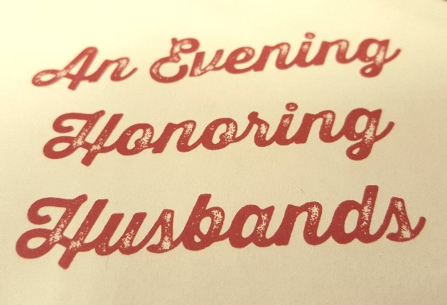 Honoring of Husbands