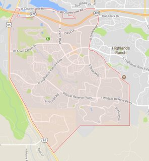 Homes for Sale in Westridge, Highlands Ranch, CO