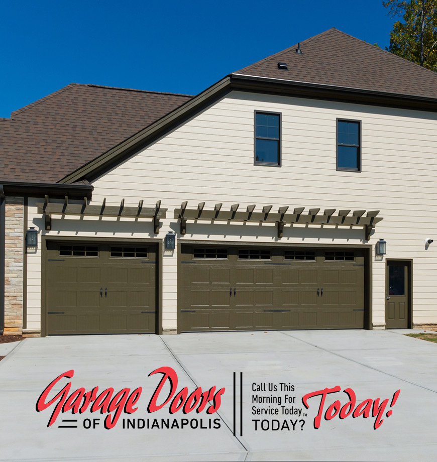 Garage Door Styles  Garage Doors of Indianapolis
