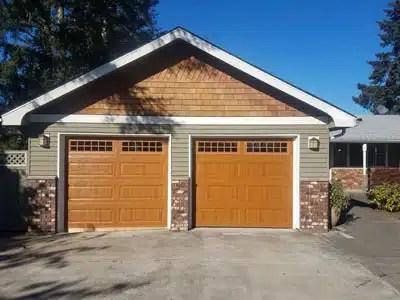 garage door repair and parts in Auburn