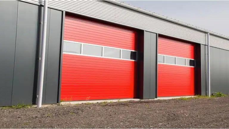 steel garage doors auburn