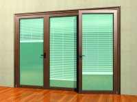 doors with blinds  doorswithblinds