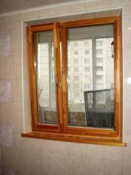 Евроокна деревянные со стеклопакетами