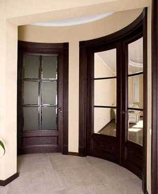 радиусные двери, двери из массива, двери харьков, радиусные двери в классическом стиле