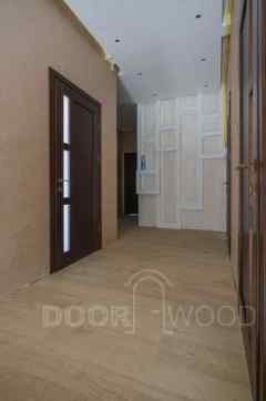 Коридор второго этажа все двери открываются в коридор