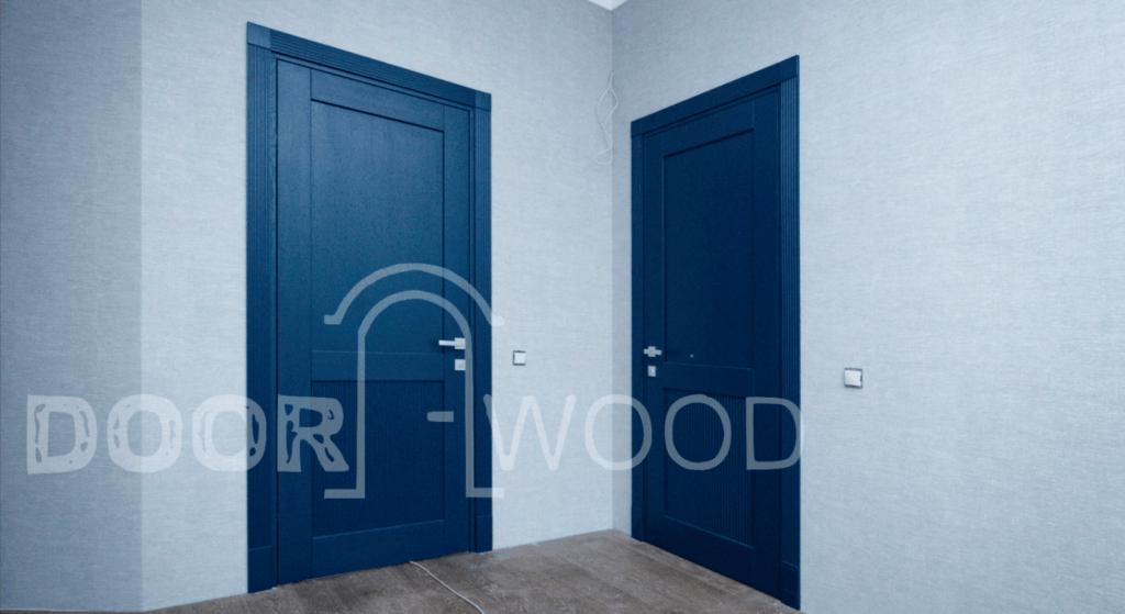 двери со скрытыми петлями