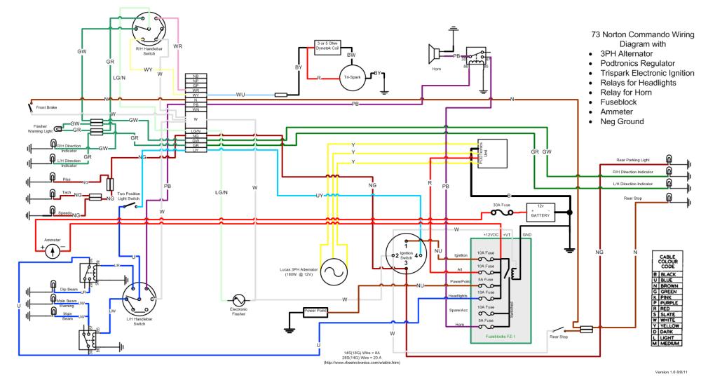 medium resolution of honda foreman wiring diagram alternator