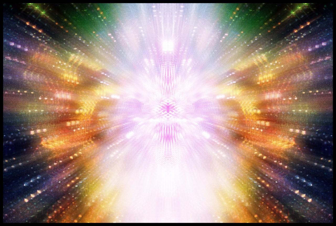 THE PHOENIX RISES . The expansiveness of Spirit consciousness.