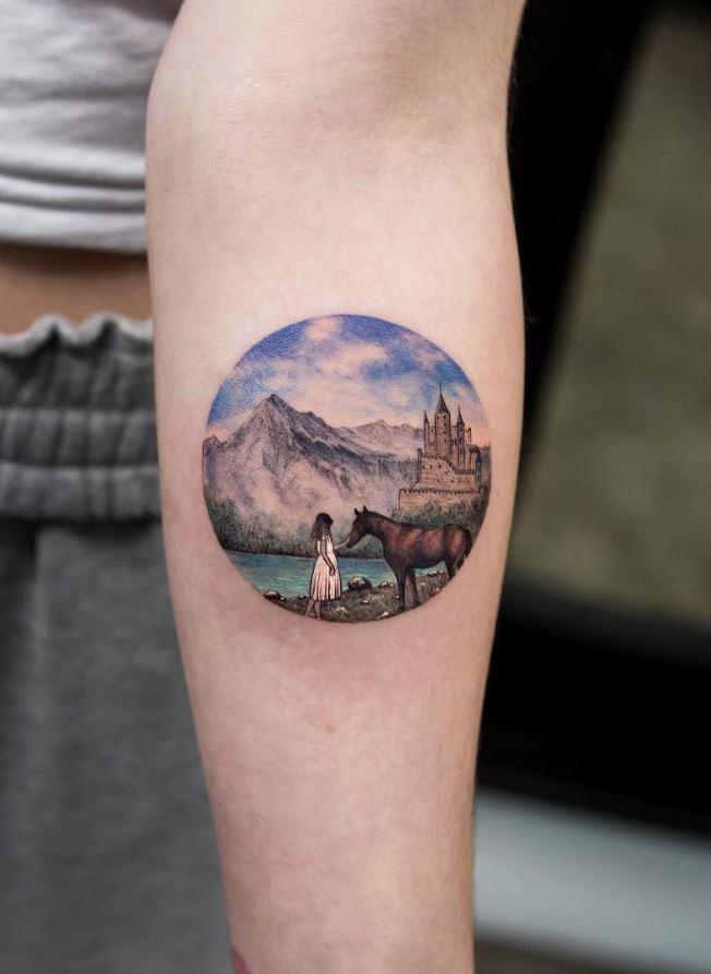 50 Best Tattoos From Amazing Tattoo Artist Eva Krbdk