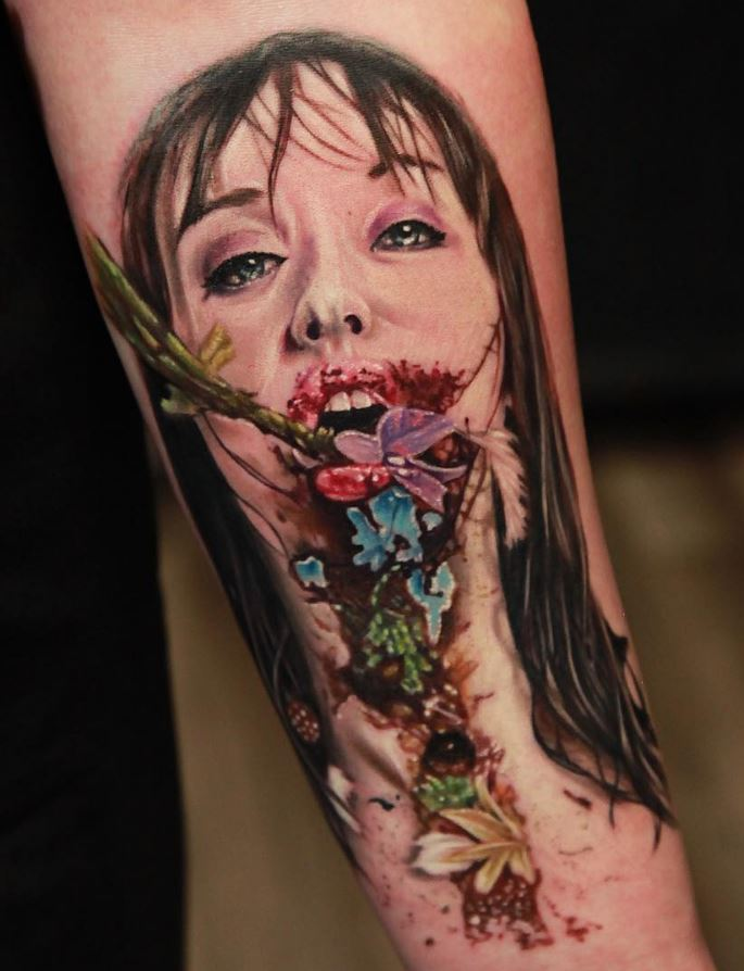82 Best Tattoos By Famous Rich Pineda  Doozy List
