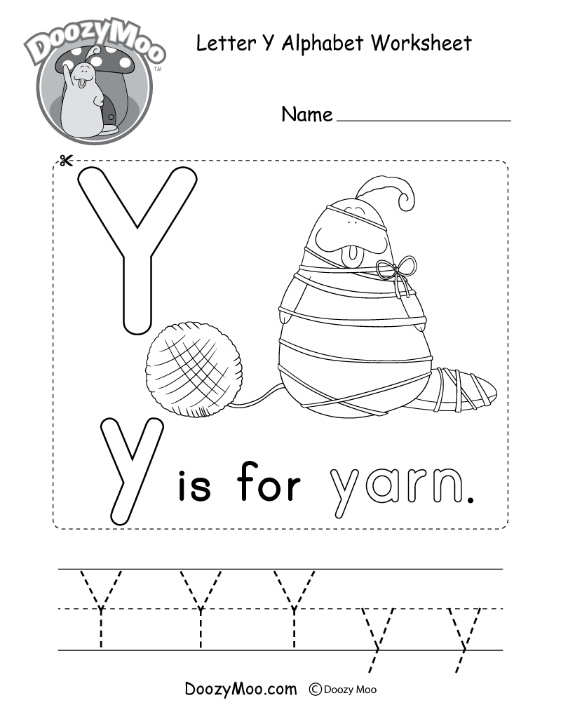 medium resolution of ABC Dot-to-Dot Worksheet (Free Printable) - Doozy Moo