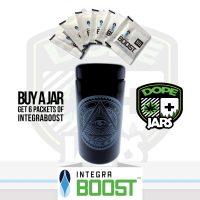 Dope Jars® + Extras 500ml - Eye