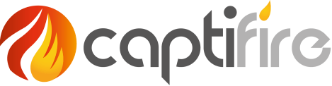 Captifire logo