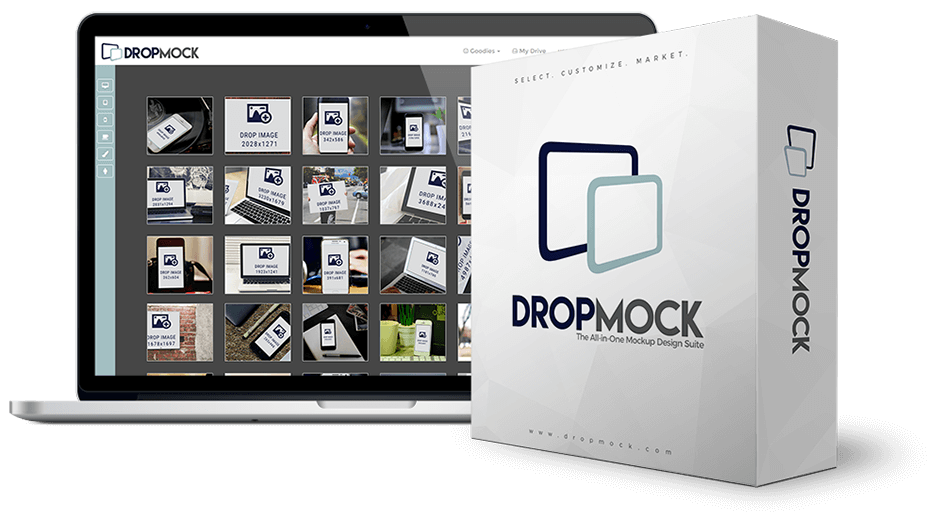 DropMock Video review