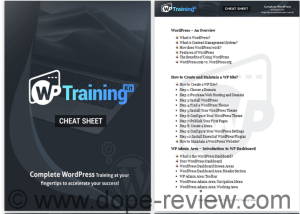 WP Training Kit Review