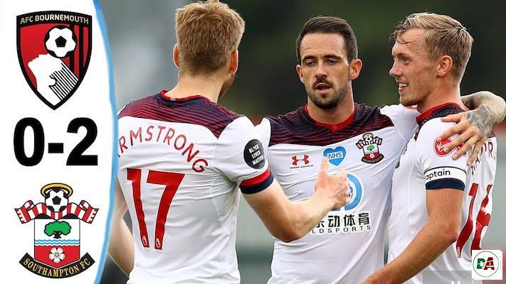 AFC Bournemouth 0-2 Southampton Highlights – 19:07:2020_(dopearena2.com)
