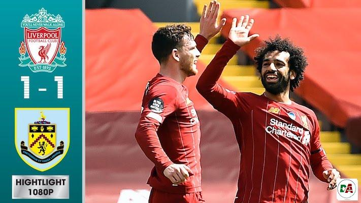 Liverpool 1-1 Burnley Highlights – 11:07:2020_(dopearena2.com)