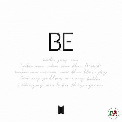 [DOWNLOAD ALBUM ZIP] BTS – BE