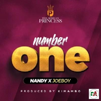 Nandy - Number One ft. Joeboy